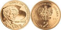 2 Zloty 2011 Polen - Poland - Polska Jan Ignacy Paderewski 70. Todestag... 1,00 EUR  zzgl. 4,50 EUR Versand