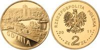 2 Zloty 2011 Polen - Polska - Poland Städteserie Gdynia unzirkuliert  1,00 EUR  zzgl. 4,50 EUR Versand