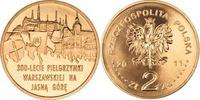 2 Zloty 2011 Polen - Polska - Poland 300 Jahre Warschauer Pilger nach C... 1,00 EUR  zzgl. 4,50 EUR Versand