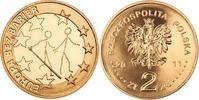 2 Zloty 2011 Polen - Polska - Poland Europa ohne Barrieren – 100 Jahre ... 1,00 EUR  zzgl. 4,50 EUR Versand