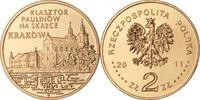 2 Zloty 2011 Polen - Polska - Poland Paulinerkloster in Krakau unzirkul... 1,00 EUR  zzgl. 4,50 EUR Versand