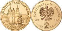 2 Zloty 2011 Polen - Polska - Poland Franziskanerkloster in Poznan Pose... 1,00 EUR  zzgl. 4,50 EUR Versand