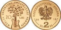2 Zlote 2012 Polen - Polska - Poland 20 Jahre Großes karitatives Weihna... 1,00 EUR  zzgl. 4,50 EUR Versand