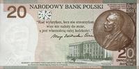 20 Zlotych 2011 Polen Polska Maria Curie Sklodowska - 100 Jahre Nobelpr... 19,50 EUR  zzgl. 4,50 EUR Versand
