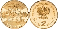 2 Zlote 2012 Polen - Polska - Poland 50 Jahre Polskie Radio Trojka 3. P... 1,00 EUR  zzgl. 4,50 EUR Versand