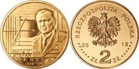 2 Zlote 2012 Polen - Polska - Poland Stefan Banach Mathematiker unzirku... 1,00 EUR  zzgl. 4,50 EUR Versand