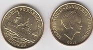 20 Kroner 2012 Dänemark - Danmark Fähre Kong Frederik IX. unzirkuliert  6,00 EUR  zzgl. 4,50 EUR Versand