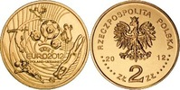 2 Zlote 2012 Polen - Polska - Poland Fußball- Europameisterschaften Ukr... 0,75 EUR  zzgl. 4,50 EUR Versand