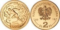 2 Zlote 2012 Polen - Polska - Poland Polnische Olympia-Nationalmannscha... 1,00 EUR  zzgl. 4,50 EUR Versand