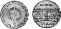 5 Mark 1986 Deutsche Demokratische Republik Schloß Sanssouci Potsdam - ... 7,00 EUR  zzgl. 4,50 EUR Versand