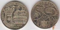 50 Bani 2012 Rumänien - Romania Neagoe Basarab und Kirchenkloster Curte... 1,00 EUR  zzgl. 4,50 EUR Versand