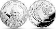 Polen - Polska - Poland 10 Zloty Papst Johannes Paul II. Heiligsprechung