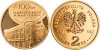 2 Zlote 2013 Polen Polska Poland 100 Jahre Polnisches Theater in Warsch... 0,75 EUR  zzgl. 4,50 EUR Versand
