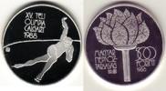 500 Forint 1986 Ungarn - Hungary - Magyarorszag Olympische Winterspiele... 18,00 EUR  zzgl. 4,50 EUR Versand