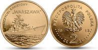2 Zlote 2013 Polen Polska Poland Polnische Kriegsschiffe: Raketenzerstö... 0,75 EUR  zzgl. 4,50 EUR Versand