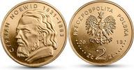 2 Zlote 2013 Polen - Polska  Poland Cyprian Kamin Norwid (Dichter) unzi... 0,75 EUR  zzgl. 4,50 EUR Versand