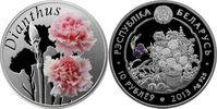 10 Rubel 2013 Belarus - Weissrussland Blumen in Belarus: Nelke Polierte... 45,00 EUR  zzgl. 4,50 EUR Versand
