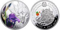 10 Rubel 2013 Belarus - Weissrussland Blumen in Belarus: Iris - Schwert... 45,00 EUR  zzgl. 4,50 EUR Versand