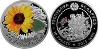 10 Rubel 2013 Belarus - Weissrussland Blumen in Belarus: Helianthus Son... 45,00 EUR  zzgl. 4,50 EUR Versand