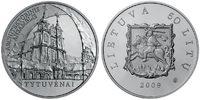 Litauen - Lietuva - Lithuania 50 Litu + Box Tytuvenai - Historische- und Architekturdenkmäler in Litauen