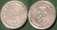 5 Stotinki 1917 Bulgarien - Bulgaria 5  Stotinki Ferdinand I. Zink SELT... 12,00 EUR  zzgl. 4,50 EUR Versand