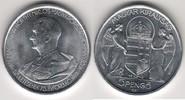 5 Pengö 1943 Ungarn Hungary 5 Pengö auf 75. Geburtstag von Admiral Hort... 4,00 EUR  zzgl. 4,50 EUR Versand