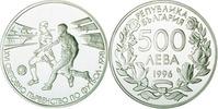 "500 Lewa Silber 1996 Bulgarien / Bulgaria ""XVI. Fußball- Weltmeistersch... 15,00 EUR  zzgl. 4,50 EUR Versand"