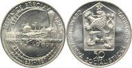 50 Kronen 1989 CSR / CSSR / CSFR - Tschechoslowakei Eisenbahn Linie Bre... 12,00 EUR  zzgl. 4,50 EUR Versand