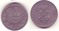 5 Stotinki 1917 Bulgarien - Bulgaria 5  Stotinki Ferdinand I. Zink SELT... 18,00 EUR  zzgl. 4,50 EUR Versand