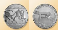 500 Forint 1981 Ungarn - Hungary - Magyarorszag Fußball-WM 1982 in Span... 22,00 EUR12,00 EUR  zzgl. 4,50 EUR Versand