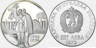 5 Lewa 1974 Bulgarien - Bulgaria 30. Jahrestag der sozialistischen Revo... 22,00 EUR  zzgl. 4,50 EUR Versand