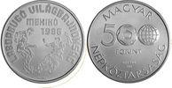 500 Forint 1986 Ungarn - Hungary Fußball WM 1986 in Mexiko - Spielszene... 22,00 EUR12,00 EUR  zzgl. 4,50 EUR Versand