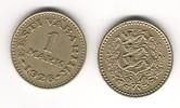1 Marka 1926 Estland - Estonia Kursmünze sehr schön - fast vorzüglich  18,00 EUR  zzgl. 4,50 EUR Versand