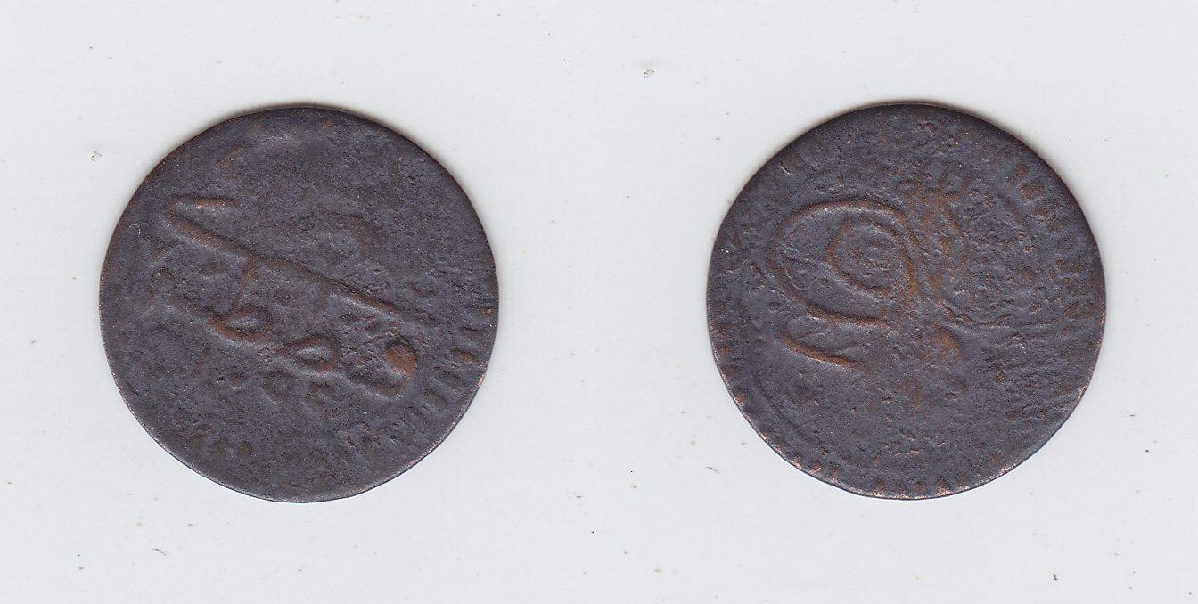 Türkei 1 Para 1099 Konst s-ss