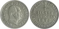 Brandenburg in den Marken - Preussen 1/2 Silbergroschen Wilhelm I. 1861-1888