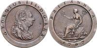 Großbritannien 1 Penny Georg III. 1760-1820