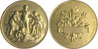Frankreich Bronzemedaille, vergoldet Internationale Ausstellung für moderne Industrie-Erzeugnisse in Paris