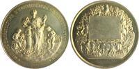 Jugendstil Silbermedaille, vergoldet Verein für Landwirtschaft und Gartenbau