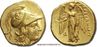 Stater 336-323 b.C. Kingdom of Macedon / Königreich Mazedonien Alexander III. der Große VZ-