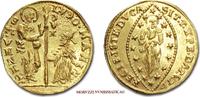 Venezia / Venice / Venedig / Venise ZECCHINO / GOLD DUCAT LUDOVICO MANIN