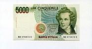 Italien, 5000 Lire