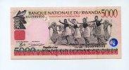 Ruanda, 5000 Francs