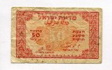 Israel, 50 Pruta,