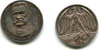 Ag.Medaille Reichspräsident von Hindenburg zum 80.Geburtstag ,