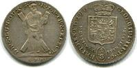 Braunschweig Calenberg Hannover, 1/3 Taler Georg III 1780-1820,