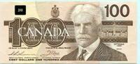Kanada, 100 Dollars