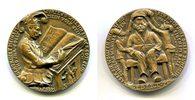 Münchener Medailleure, Bronze Medaille Auf das Goldene Buch der Stadt München,