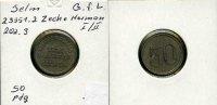Deutschland/Selm i.W., 50 Pfg.,, Zeche Hermann I/II,