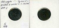 Deutschland/Striegau(Sln), 5 Pfg., Granit-Werke v.C.Kulmitz G.M.B.H.,