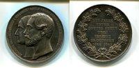 Schaumburg-Lippe, Ag.-Medaille, Adolf Georg 1860-1893,
